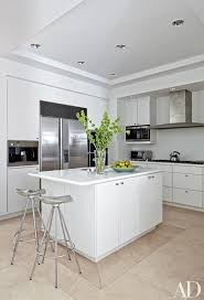 All White Kitchen Designs Decoration Impressive Design