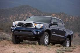 2015 Toyota Tacoma Reviews and Rating | Motor Trend