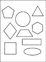 Figure Geometriche Disegni Da Colorare Gratis