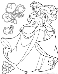 Small Picture Sleeping Beauty coloring pages Free printable Disney coloring