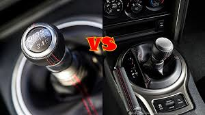 Manual VS Automatic... Which Transmission Is The Best ?!? [Toyota ...