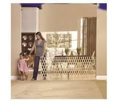 new gmi keepsafe wooden expanding baby pet gate 9 ft wide retails 90