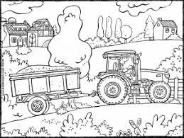 Tractor Met Kar Kiddicolour