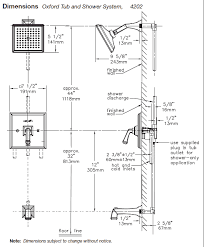 standard height for bathtub valve ideas