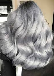 Gray Hair Color Chart Silver Hair Trend 51 Cool Grey Hair Colors Tips For Going