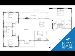 cad floor plan features in smartdraw