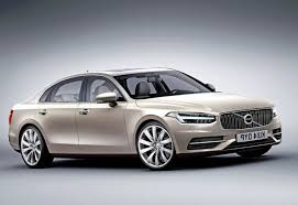 new car release for 20162016 Volvo S90  A unique car because it is inspired by two car
