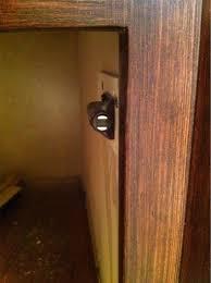 inset cabinet door stops inset door stops image inset kitchen cabinet door stop