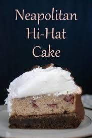 Neapolitan Hi Hat Cake 5