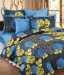 story home flower print double bed sheets pillow covers story home flower print 4 double bed sheets 8 pillow covers