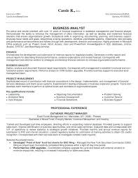 Senior Business Analyst Resume Example Best of Senior Business Analyst Resume Sample Business Analyst Resume Sample