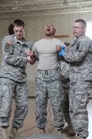 Military Police National Guard Illinois National Guard Military Police Company Receives Reaction