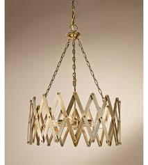 feiss hugo 4 light chandelier in bali brass f2902 4blb photo