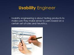 usability engineer usability engineer