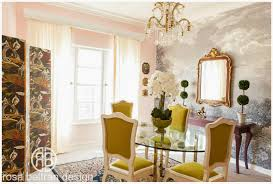 I really love what these citron yellow chairs are doing in this dining room  space. Here's how they looked when we found them on Craigslist .