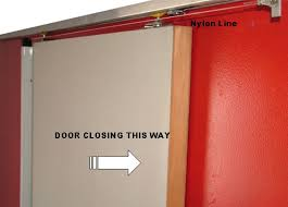 sliding door