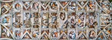 new photos show the sistine chapel as never before