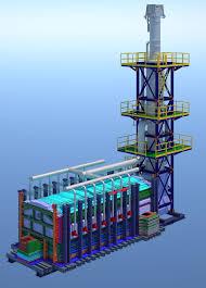 Glass Furnace Design Construction Operation Pdf Recuperative Furnaces Falorni Tech