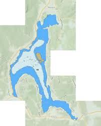 Loon Lake Depth Chart Loon Lake Fishing Map Us_ny_1104_0031 Nautical Charts App