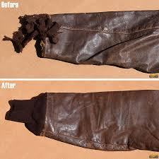 many diffe manufactured brands of historic leather jackets have been repaired and brought happiness to those