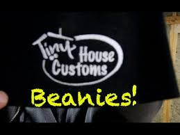 tiny house customs. Tiny House Customs Beanies!