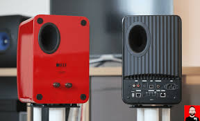 kef ls50. from the outset, only additional purchase required by those of a more audiophile bent is pair loudspeaker stands. i use atacama\u0027s nexus 6i. kef ls50