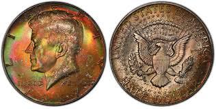 1967 Kennedy Half Dollar Value Chart 1967 50c Regular Strike Kennedy Half Dollar Pcgs Coinfacts