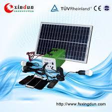 economic mini 12v solar led light solar power lighting kits 10w 20w 30w for philippines