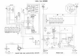 fiat ac wiring diagrams 1976 fiat spider wiring diagrams diagram 4 fuse a circuit wipers diagram 5 lights diagram 6