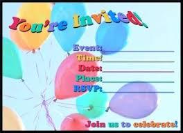 Birthday Party Invitation Maker Free Online Birthday Invitation