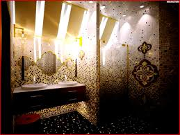 Wunderbar Schwarz Goldene Fliesen Galerie Mosaik Badezimmer Gold