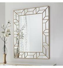 verbier large modern painted gold