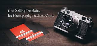 Wonderful Photography Business Card Templates For Impressive Identity