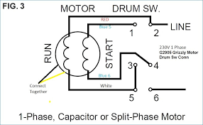 wiring diagram best single phase electric motor post