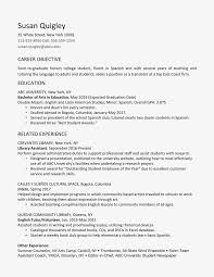 Resume Sample For College Graduates Ataumberglauf Verbandcom