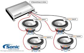 kicker cvr 2 ohm wiring diagram images kicker cvr wiring diagram wiring diagram dual voice coil