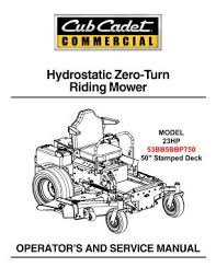 wiring diagram for cub cadet 1525 the wiring diagram m50 khs cub cadet commercial 23 hp 50 inch zero turn riding lawn wiring