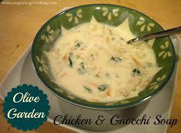 olive garden s en gnocchi soup