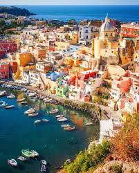 "Campania da vivere on Instagram: ""#Procida si candida a Capitale Europea  della Cultura 2021 💣 Ph. @andiam… | Cool places to visit, 2 weeks in  italy, Procida island"