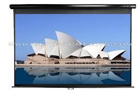 manual series manual projection screens elite screens