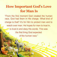 God Love Quotes Magnificent From Hymn How Important God's Love For Man Is Truth Quotes