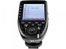 Купить <b>Радиосинхронизатор Godox Xpro-N TTL</b> для Nikon 26361 ...