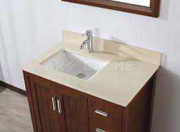 36 inch bathroom vanity with top. Art Bathe Jackie 36 Cherry Bathroom Vanity Solid Hardwood Inside With Top Ideas 5 Inch Y