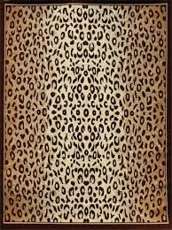 animal print area rugs zebra leopard and cheetah home depot