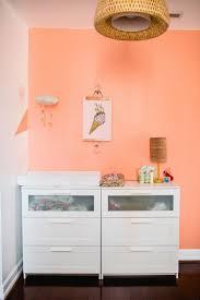 Die Wandfarbe Apricot - 35 Ideen und Tipps zum Kombinieren