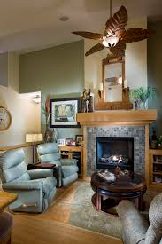 swivel rocker recliner in family room eclectic with living room