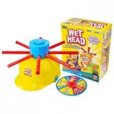 <b>Игрушки Wet Head</b>