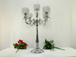 chandelier candle holders wedding crystal table centerpiece crystal chandelier candle holder wedding decoration banquet supply in chandelier candle