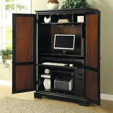 corner office cabinet. Computer Desks:Wood Wall Mounted Black Fold Desk Design File Cabinet Storage Stationery Shelves Corner Office