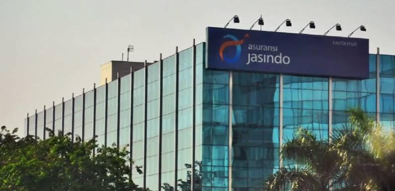 Kantor pusat PT Asuransi Jasa Indonesia (Persero).